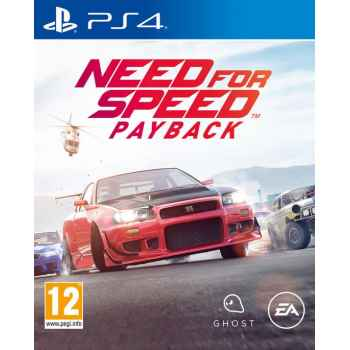Need For Speed: Payback  - PS4 [Versione EU Multilingue]