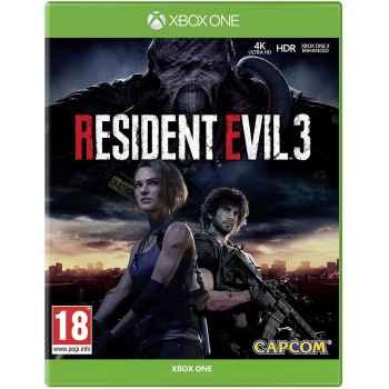 Resident Evil 3  - Xbox One [Versione EU Multilingue]