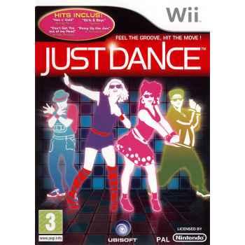 Just Dance - WII [Versione Italiana]