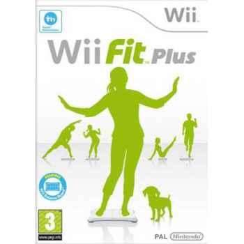 Wii Fit Plus - WII [Versione Italiana]