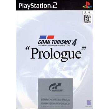 Gran Turismo 4 Prologue - PS2 [Versione Giapponese]