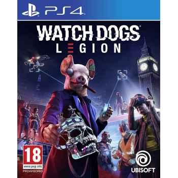 Watch Dogs: Legion - PS4 [Versione EU Multilingue]