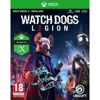 Watch Dogs: Legion - Standard Edition   - Xbox One [Versione EU Multilingue]