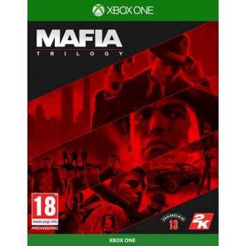 Mafia Trilogy - Xbox One [Versione EU Multilingue]