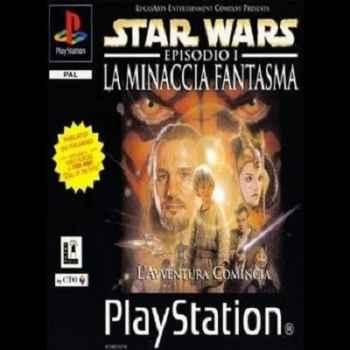 Star Wars - Episodio I - La Minaccia Fantasma - PS1 [Versione Italiana]