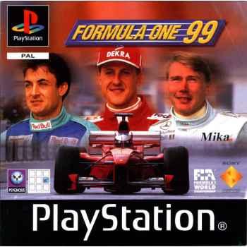 Formula One 99 - PS1 [Versione Italiana]