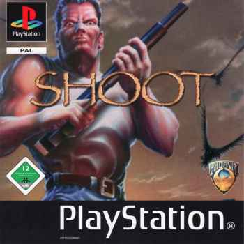 Shoot - PS1 [Versione Europea]