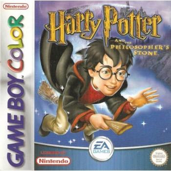 Harry Potter E La Pietra Filosofale - GBA [Versione Italiana]
