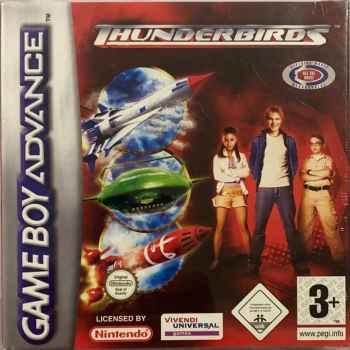 Thunderbirds - GBA [Versione Italiana]