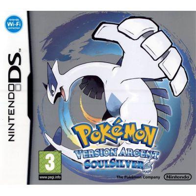 Pokemon Versione Argento Soul Silver - Nintendo DS [Versione Italiana]