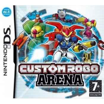 Custom Robo Arena - Nintendo DS [Versione Italiana]