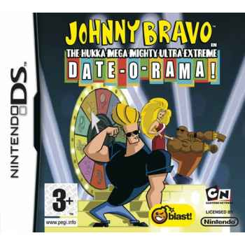Johnny Bravo - Nintendo DS [Versione Italiana]