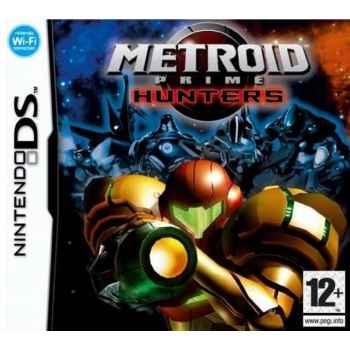 Metroid Prime: Hunters - Nintendo DS [Versione Tedesca Multilingue]