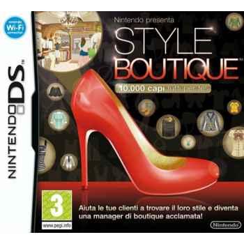 Nintendo presenta: Style Boutique - Nintendo DS [Versione Italiana]