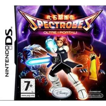 Spectrobes 2: Oltre I Portali - Nintendo DS [Versione Italiana]