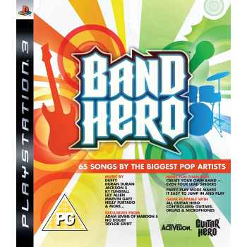 Band Hero (Solo Software) - PS3 [Versione Italiana]