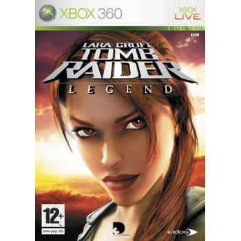 Lara Croft Tomb Raider: Legend - Xbox 360 [Versione Inglese Multilingue]