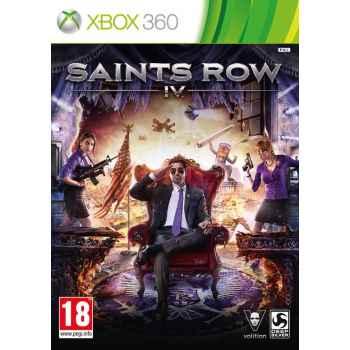 Saints Row 4  - Xbox 360 [Versione Italiana]