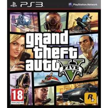 GTA V  - PS3 [Versione Italiana]