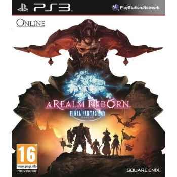 Final Fantasy XIV: A Realm Reborn  - PS3 [Versione Inglese]