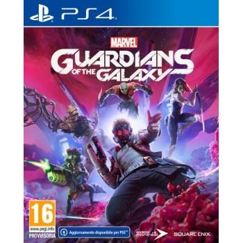 Marvel's Guardians of the Galaxy - Prevendita PS4 [Versione EU Multilingue]