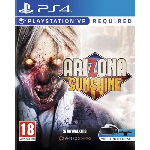 Arizona Sunshine - PS4 [Versione Italiana]