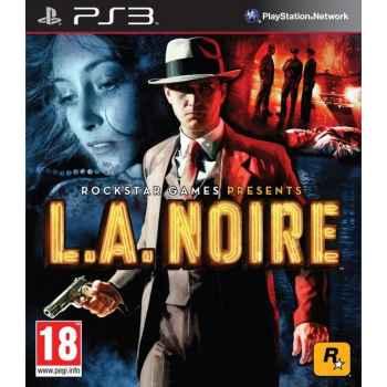 L.A. Noire  - PS3 [Versione Italiana]