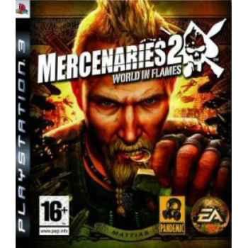 Mercenaries 2 Inferno di Fuoco - PS3 [Versione Italiana]
