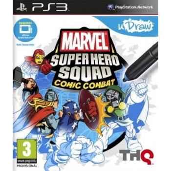 Marvel Super Hero Squad: Comic Combat (Richiede Udraw) - PS3 [Versione Italiana]