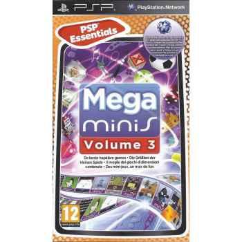 Mega Minis Volume 3 (Essentials)  - PSP [Versione Italiana]