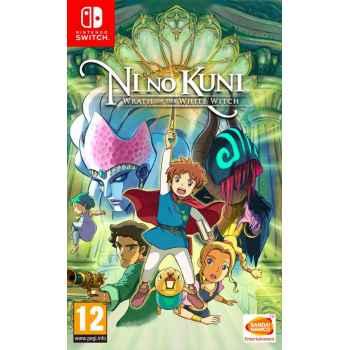 Ni No Kuni: La minaccia della Strega Cinerea Remastered - Nintendo Switch [Versione Italiana]