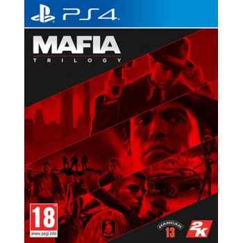 Mafia Trilogy  - PS4 [Versione EU Multilingue]