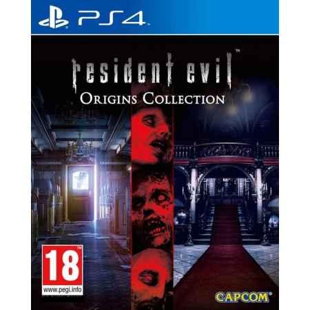 Resident Evil Origins Collection - PS4 [Versione EU Multilingue]