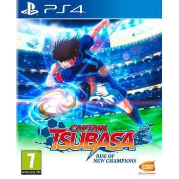 Captain Tsubasa: Rise of New Champions - PS4 [Versione EU Multilingue]