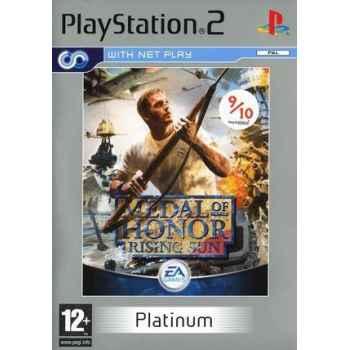 Medal Of Honor Rising Sun (Platinum) – PS2 [Versione Italiana]