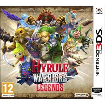 Hyrule Warriors: Legends - Nintendo 3DS [Versione Italiana]