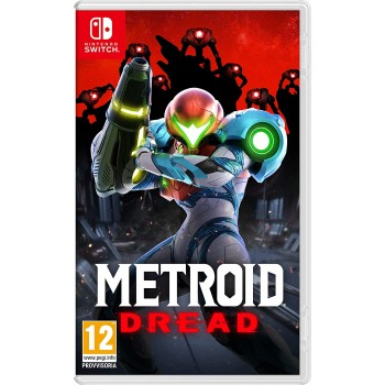 Metroid Dread - Prevendita Nintendo Switch [Versione EU Multilingue]
