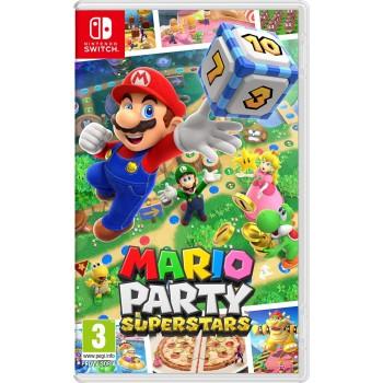 Mario Party Superstars - Prevendita Nintendo Switch [Versione EU Multilingue]