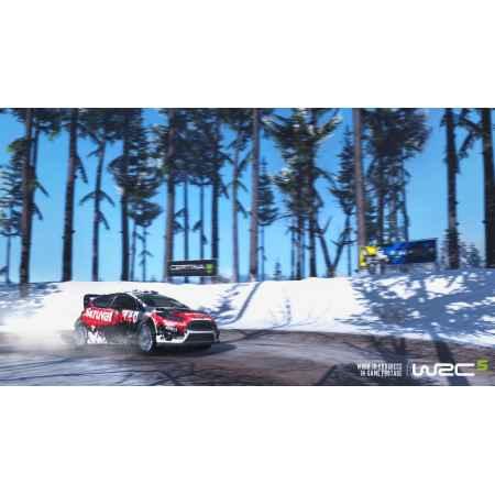 WRC 5  - PS4 [Versione Italiana]