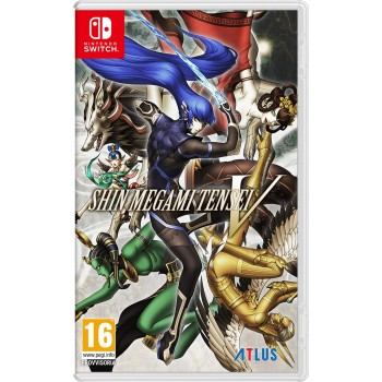 Shin Megami Tensei V - Prevendita Nintendo Switch [Versione EU Multilingue]