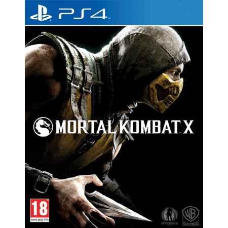 Mortal Kombat X  - PS4 [Versione Italiana]