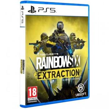 Tom Clancy's Rainbow Six Extraction - Prevendita PS5 [Versione EU Multilingue]