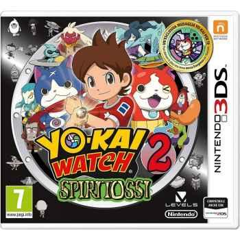 YO-KAI WATCH 2: Spiritossi - Nintendo 3DS [Versione Italiana]