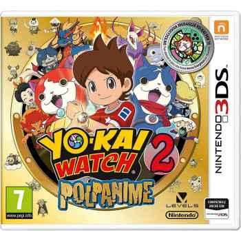 YO-KAI WATCH 2: Polpanime - Nintendo 3DS [Versione Italiana]