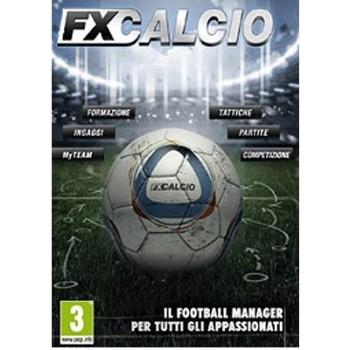FX Calcio (Non Sigillato) - PC GAMES [Versione Italiana]