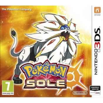 Pokèmon Sole - Nintendo 3DS [Versione Italiana]