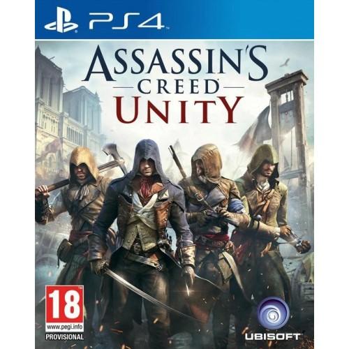 Assassin's Creed: Unity  - PS4 [Versione Italiana]