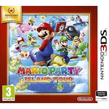 Mario Party: Island Tour (Selects) - Nintendo 3DS [Versione Italiana]