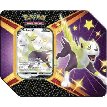 Pokemon Tin da collezione Spada e Scudo 4.5 Destino Splendente Boltund-V (IT) - Prevendita (Day One Non Garantito)