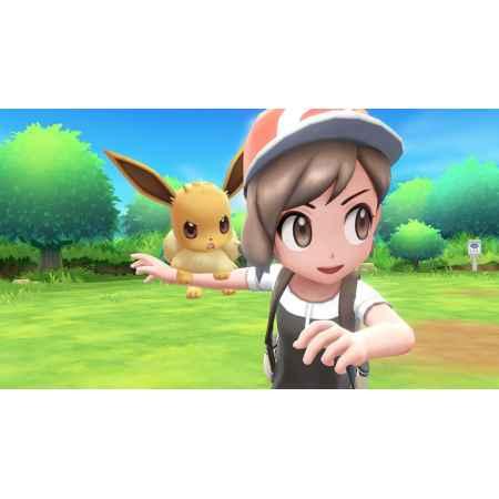 Pokémon: Let's Go, Pikachu! - Nintendo Switch [Versione Italiana]